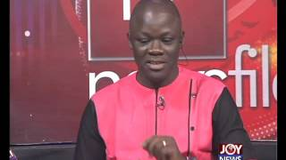 Abdul Malik Kweku Baako Vs Martin Amidu - Newsfile (14-11-15)