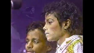 The Jacksons - [02] Wanna Be Startin' Somethin' | Victory Tour Toronto 1984