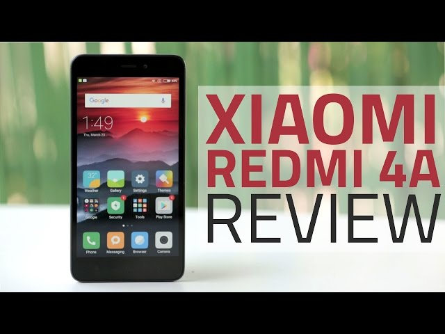 Xiaomi Redmi 4, Redmi 4A to Go on Sale Today via Amazon