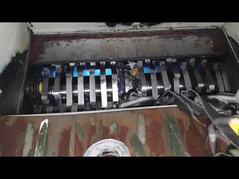 BOPP Tape Shredder