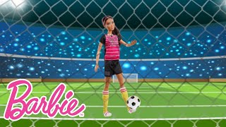 Footballer | Barbie Careers | Barbie