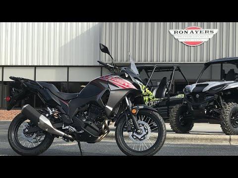 2021 Kawasaki Versys-X 300 ABS in Greenville, North Carolina - Video 1
