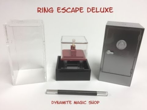 Ring Escape Deluxe by Holland Magic Studio