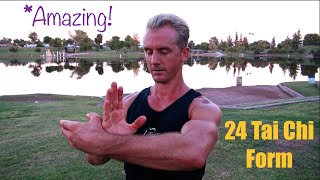 24 Tai Chi Form - Amazing