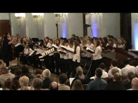 Stille Nacht - Senior Choir, Ceremony of Carols 2016