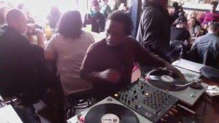 The Original DJ Jazzy Jay at Queens Comfort part 1...