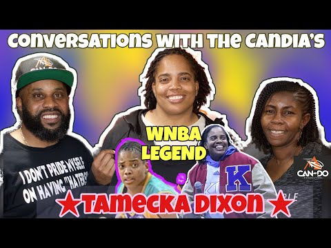 Beyond the Bright Lights [Episode 5] Tamecka  Dixon (WNBA Legend)