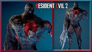 Resident Evil 2 Thanatos Mod