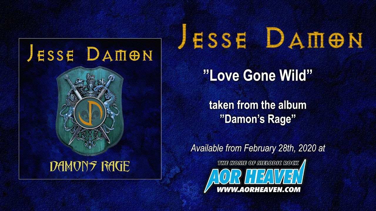 JESSE DAMON - Love gone wild