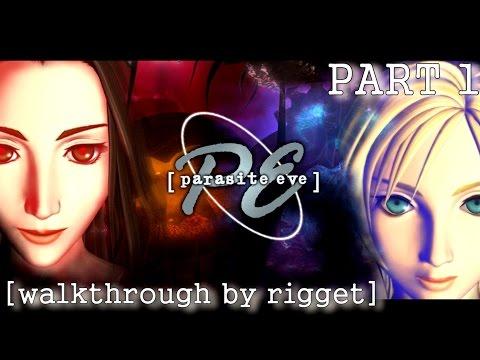 Parasite Eve Прохождение Часть 1