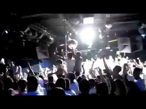 DJ Royale Invades iPaint @ Kaffe Krystal June 22, 2011 Miami, Florida