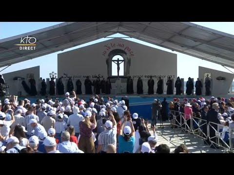 Prière oecuménique du Pape François avec les Patriarches