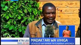 Madaktari wapya kaunti ya Busia wamelalama kuhusu kucheleweshwa kwa malipo yao