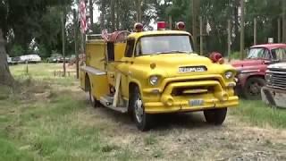 1956 GMC Fire Engine (CTR-158)