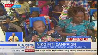 Campaign to give devices to persons living with disabilities in Embu