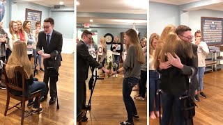 Cerebral Palsy Sufferer Asks Best Friend To Prom