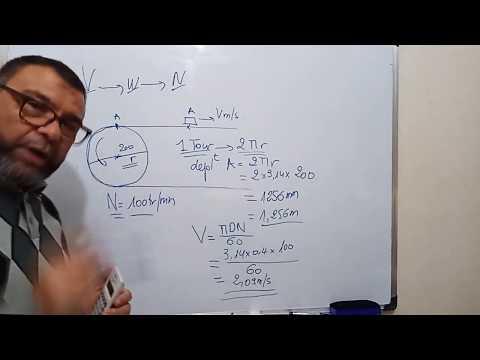 Vdeo N°61 calcul d'un reducteur pour bande transporteuse