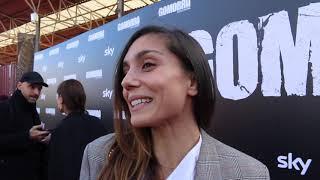 Gomorra 3   Intervista A Patrizia, L'attrice Cristiana Dell'Anna