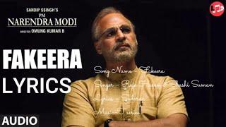 PM Narendra Modi: Fakeera Song (Lyrics) - YouTube