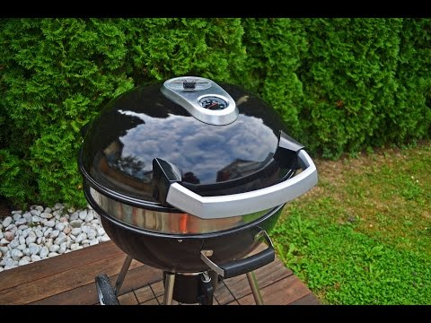NAPOLEON RODEO KETTLE – Charcoal Grill Video Review – By Customgrills