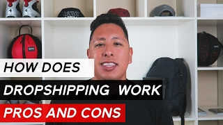 How Dropshipping Works | Pros and Cons To A Dropshipping Business Model
