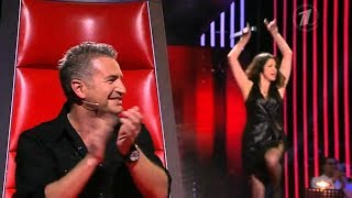 Голос 1-5: лучшее и интересное  The Voice Russia 1-5: the best and interesting (part 1)