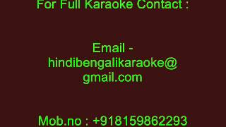 Ma Tor Kato Rango Dekhbo Bol Karaoke Shyama Sangeet (6 38 MB