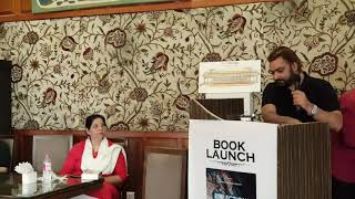Book launch of Naveed Qazi - Reflections on the Changing World (2019)