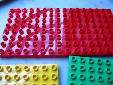Vidéo LEGO Duplo 4632 : Plaques de construction