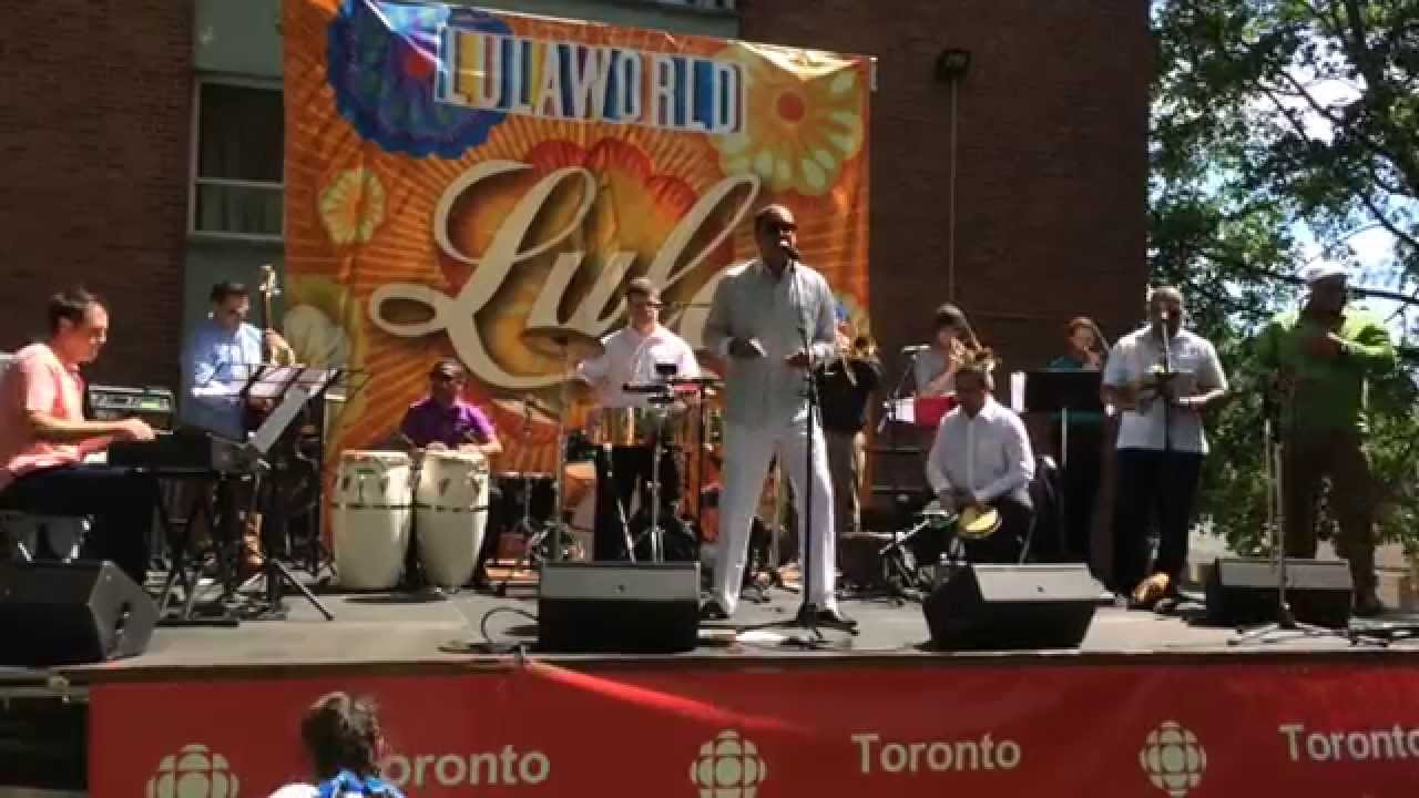 Hermán Olivera & The Lula All-Stars at Dundas West Fest