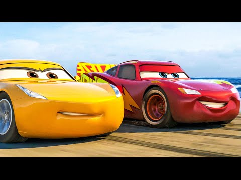 CARS 3 All BEST Movie Clips + Trailer (2017)