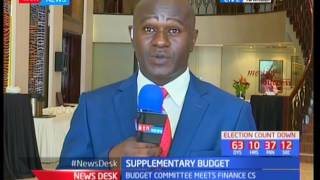CS Henry Rotich on supplementary budget