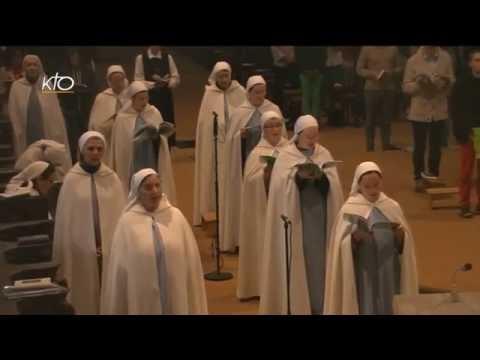 Vêpres et Eucharistie du 18 juin 2016