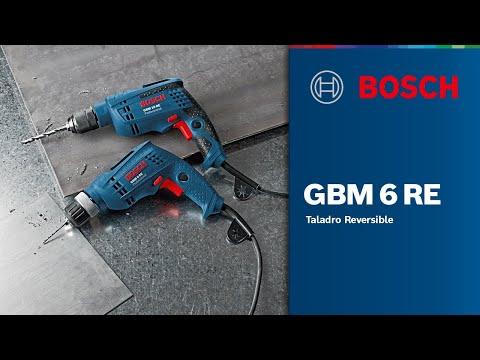 ბურღი BOSCH GBM 6 RE