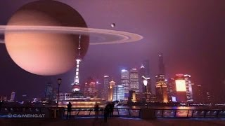 Jika Planet Adalah Bulan Di Malam Hari