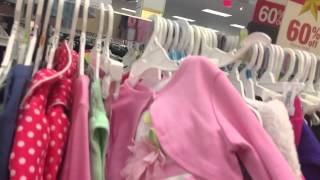 ШОПИНГ В США детская одежда на малышей и подростков