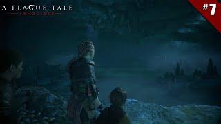 A Plague Tale: Innocence - Ep 7 - Le chemin qui nous attend - Let's Play FR HD