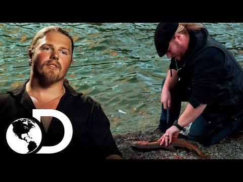¡Vamos a pescar! | Alaska: Hombres primitivos | Discovery Latinoamérica