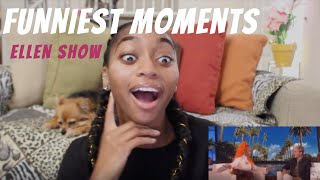 Ellen Show Funniest Moments of All Time Reaction