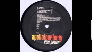APOLLO 440 - Raw power
