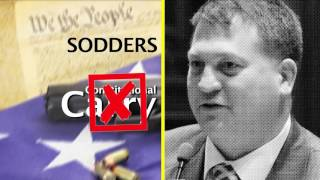 Tell Steve Sodders to Apologize – TV Ad