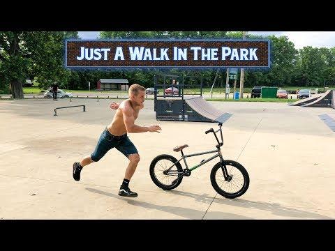 """Just A Walk In The (Skate)Park"" - Wooster Skatepark Session"