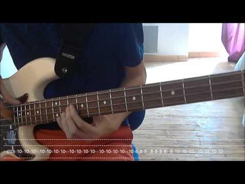 Rhcp - This Ticonderoga [Bass Cover] + Tab