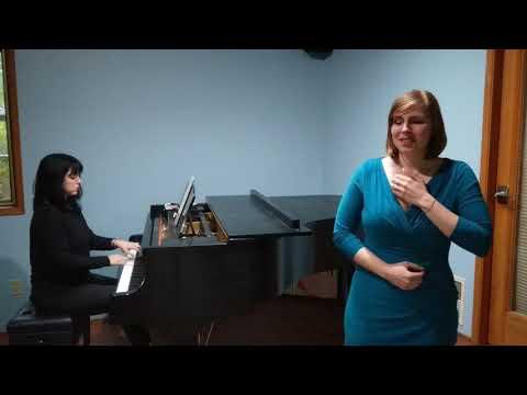 Mon coeur s'ouvre a ta voix from Samson et Dalila by Saint-Saens