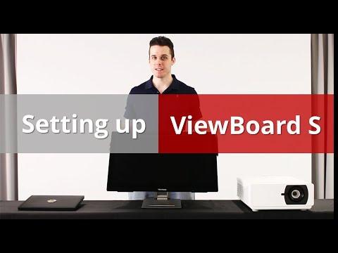ViewSonic ViewBoard ViewBoard Mini IFP2710