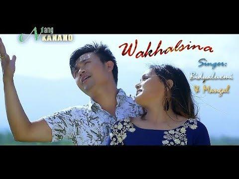 "Wakhalshina   Manipuri Film - ""Nang Kanano""   Official Song Release"