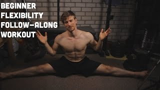 Flexible in 5 Minutes: Daily Beginner Stretching Follow-Along Routine! by JeromeFitness