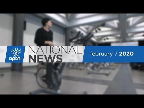 APTN National News February 7, 2020 – Wet'suwet'en conflict boiling point, Nationwide protests