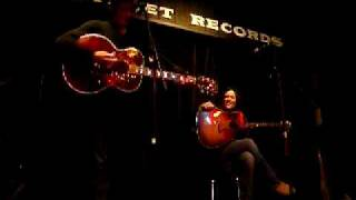 Charlie Sexton - Once In A While  (Easy Street Records, Seattle  11-19-2005)