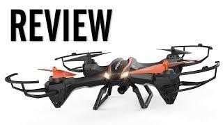 DBPOWER UDI U842 Predator FPV Drone Review